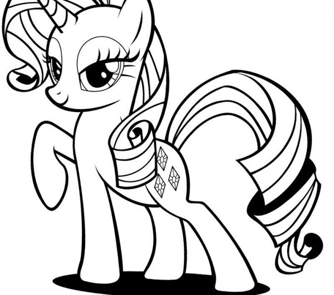 unicorn rainbow coloring pages - my little pony coloring pages rainbow dash flying