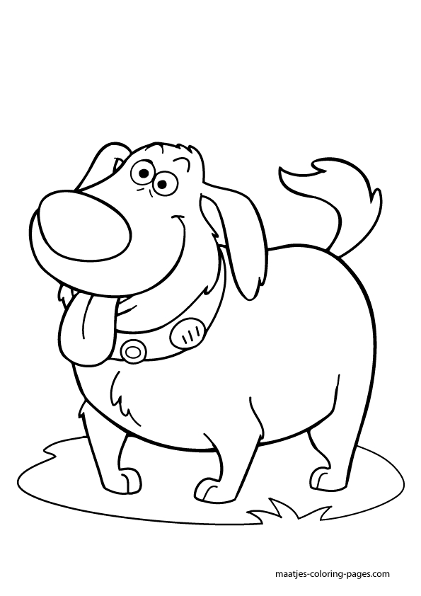 21 Up Coloring Pages Selection