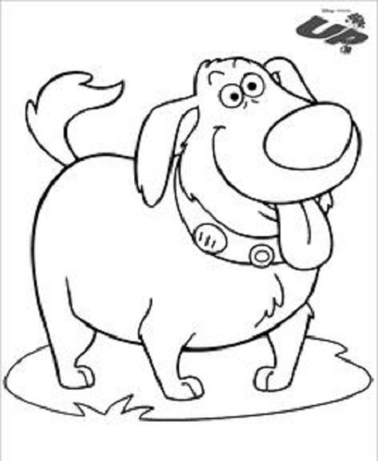 up coloring pages -