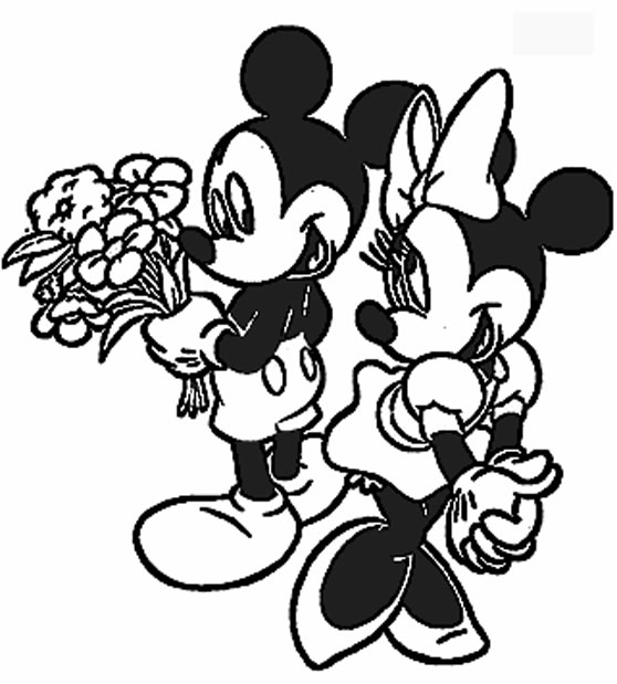 valentine coloring pages disney - disney valentines coloring pages