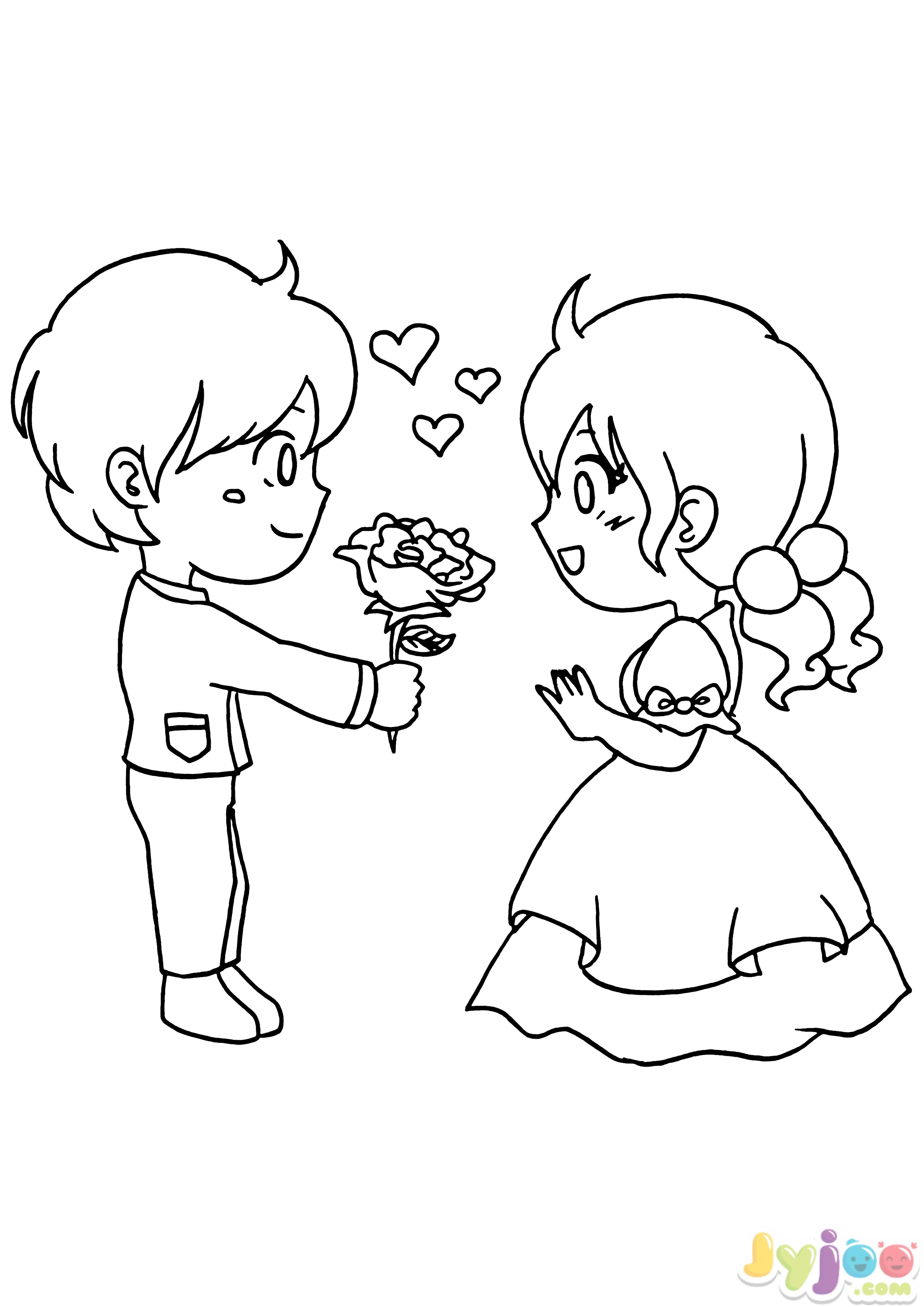 valentine coloring pages for adults - 14