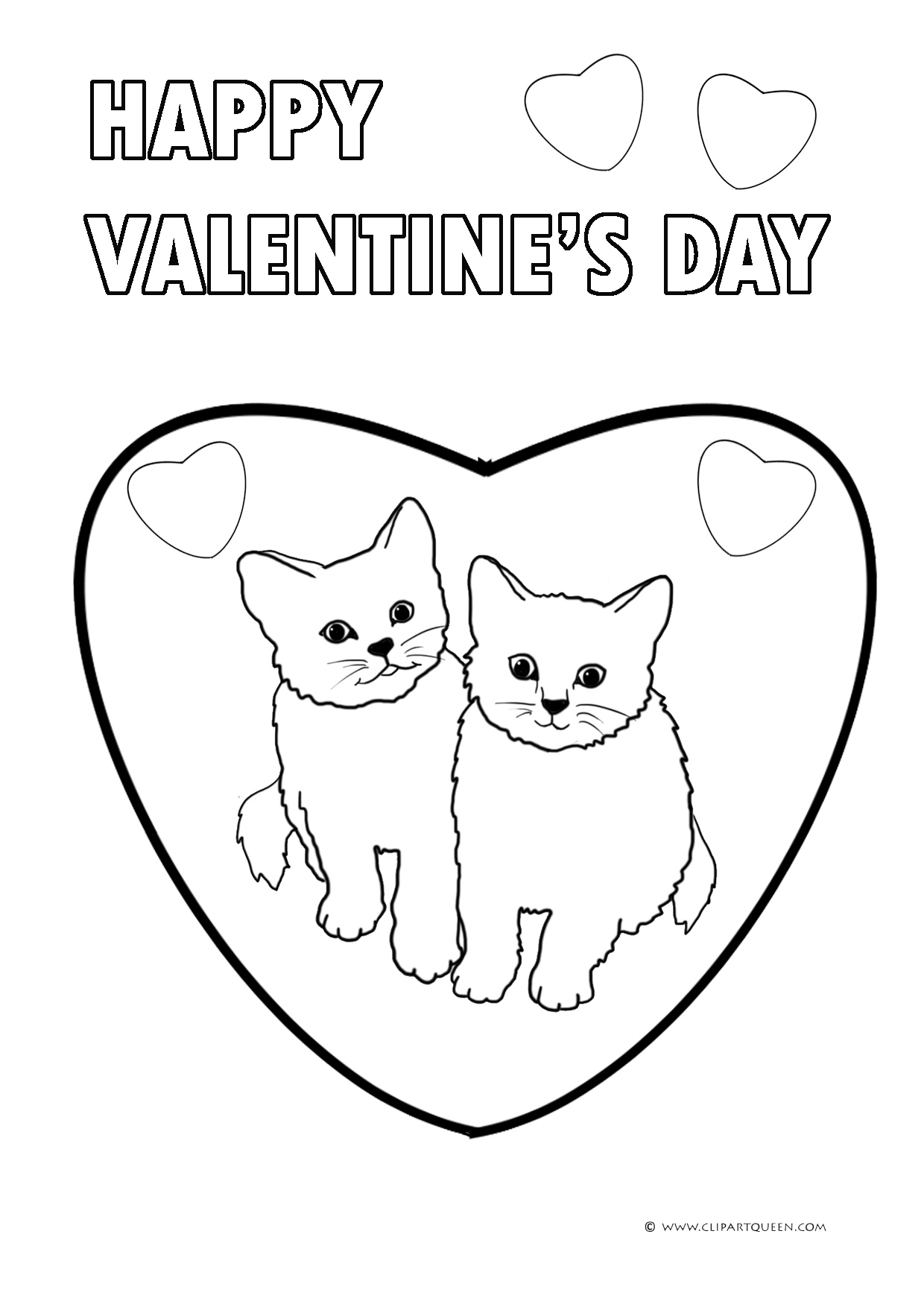 valentines coloring pages - valentines day coloring pages