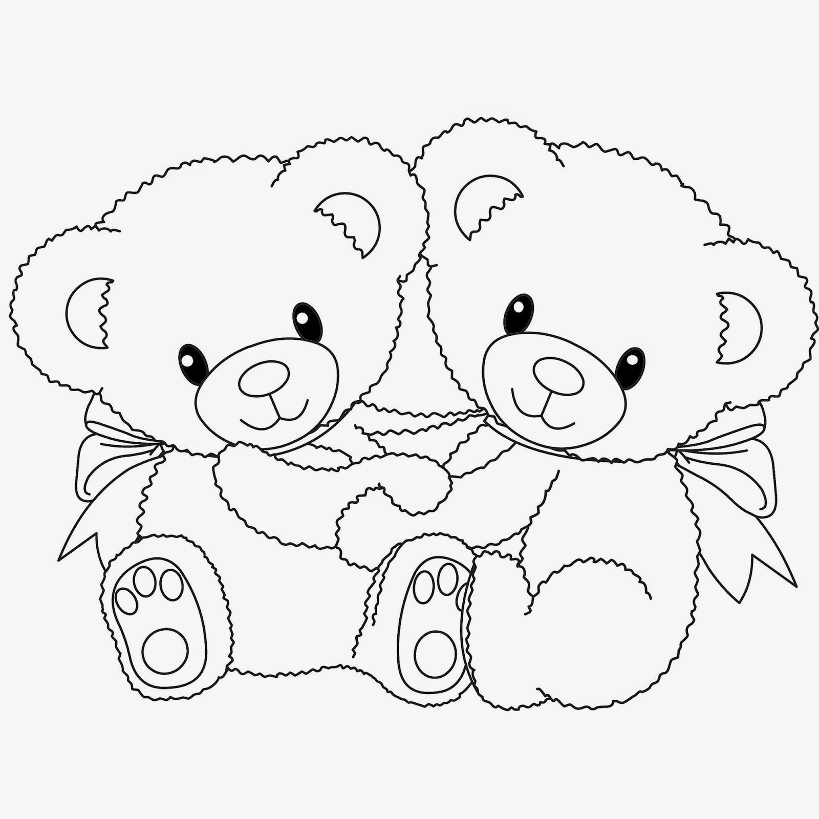 valentines coloring pages - Kids Coloring Pages