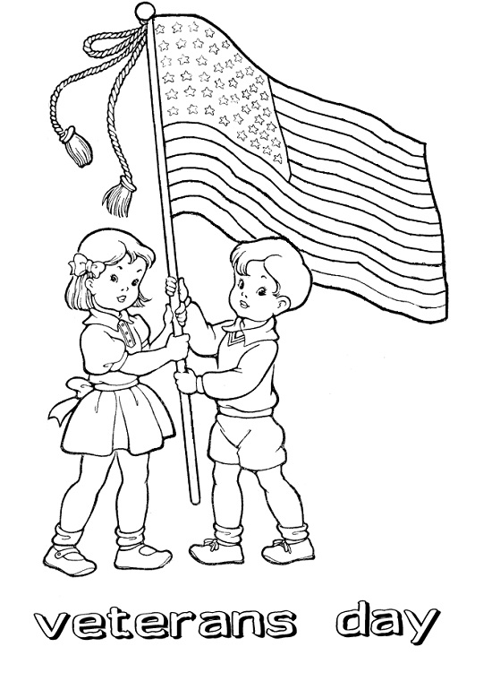 veterans day printable coloring pages - veterans day coloring pages