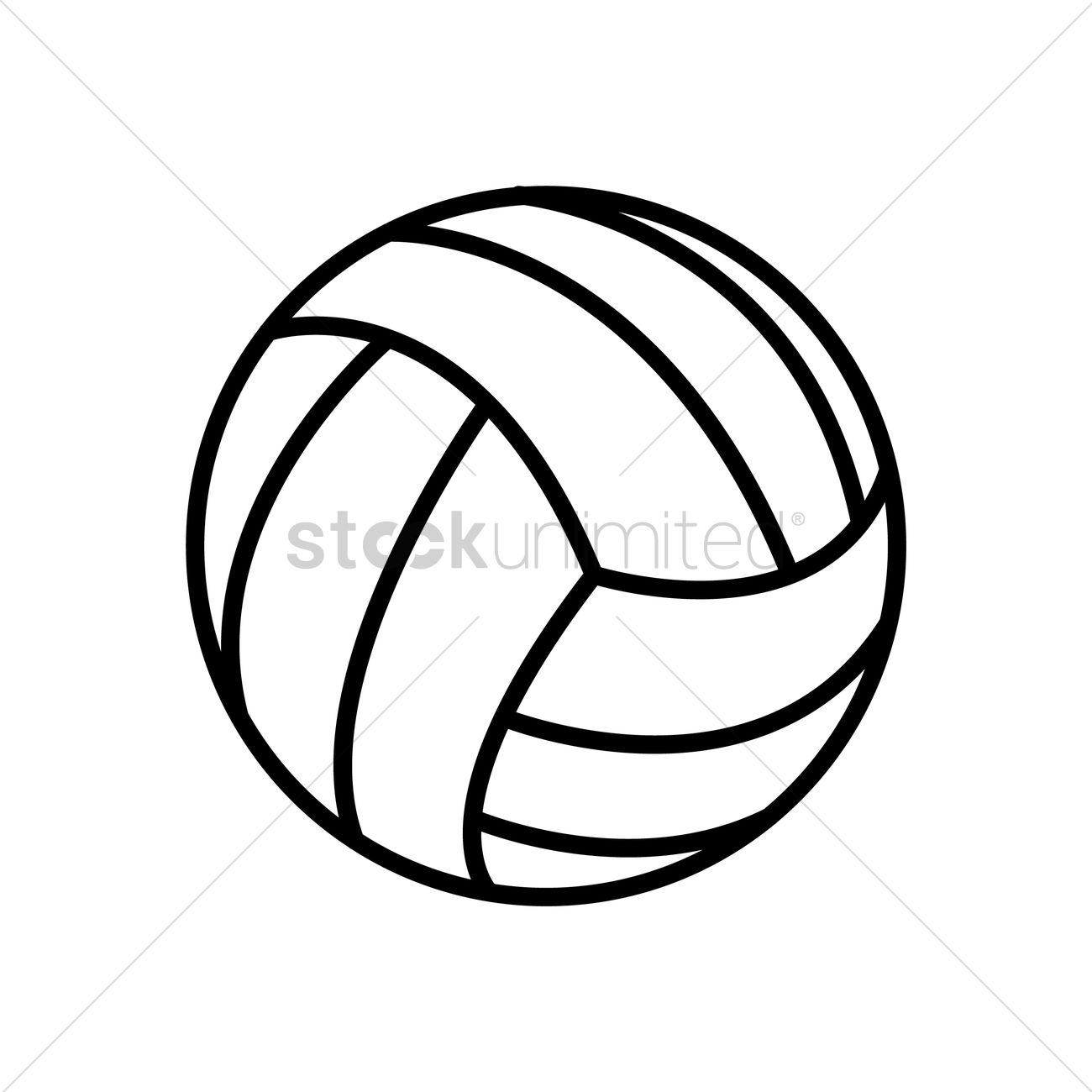 volleyball coloring pages - volleyball