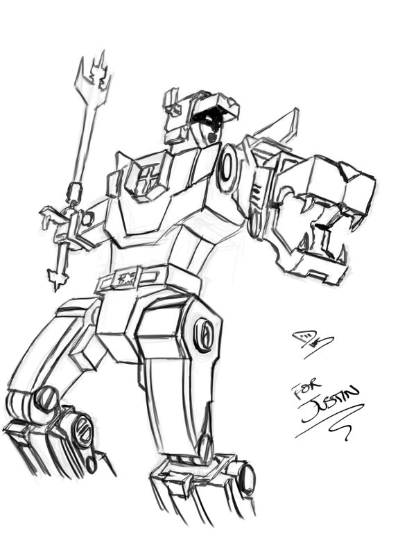 voltron coloring pages - voltron coloring pages