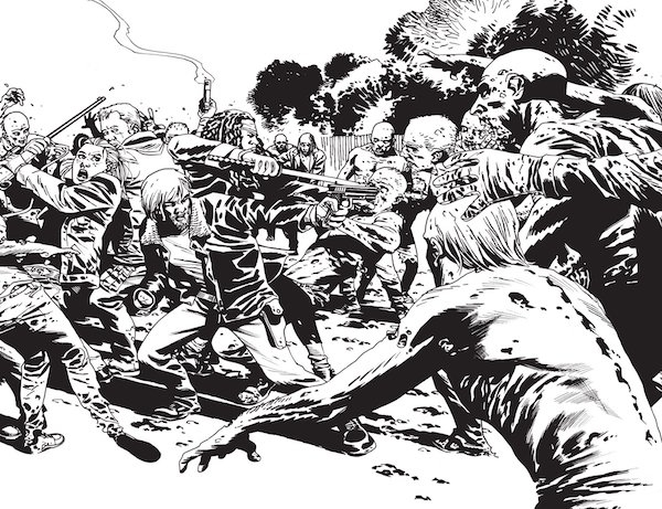 walking dead coloring pages - the walking dead coloring books