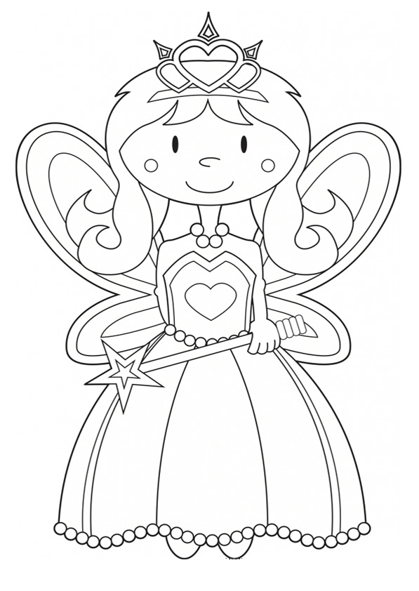 Wallykazam Coloring Pages - Ausmalbilder Feen 14