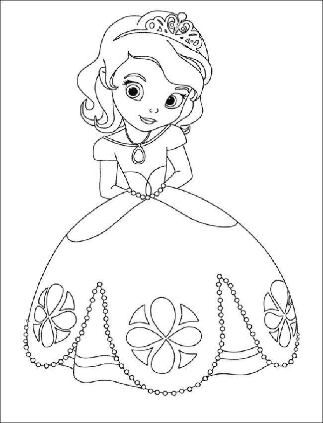 wallykazam coloring pages - prinzessin 10