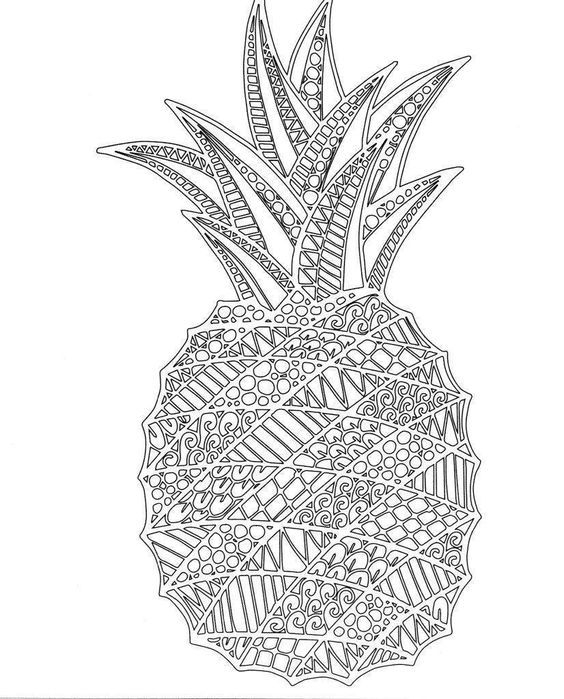 watermelon coloring page - coloring fruit ve able