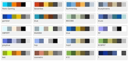 web page colors - how to find the perfect color palette for your website