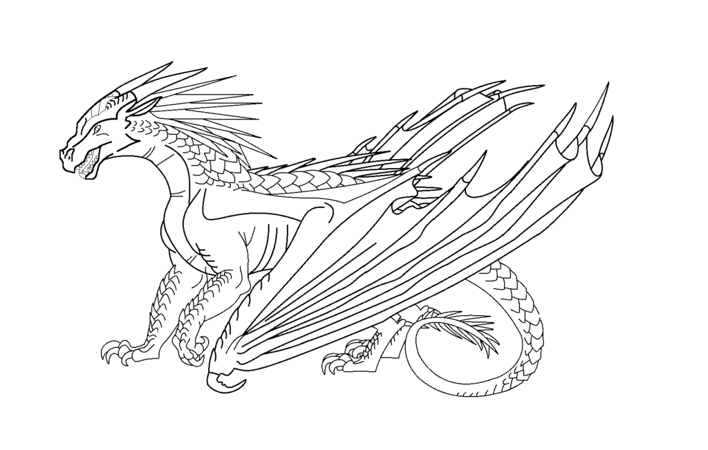 20 Wings Of Fire Coloring Pages Images FREE COLORING PAGES Part 2