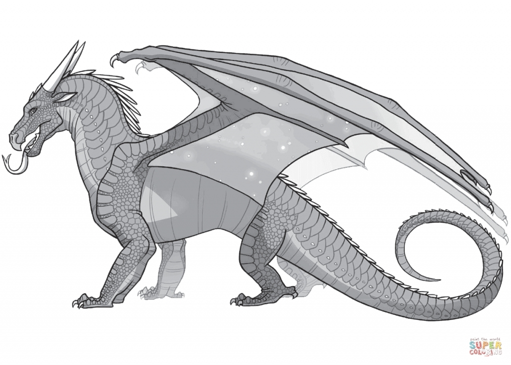 wings of fire coloring pages - interesting image variety of wings of fire coloring pages proper just for your young children