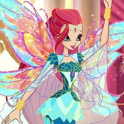 winx coloring pages - bloom bloomix photo