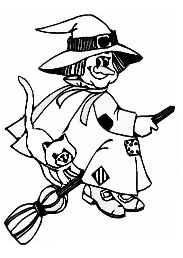 23 witch coloring pages images free coloring pages part 2