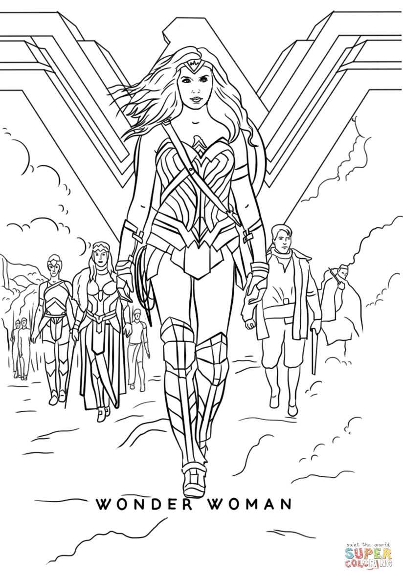 28 Woman Coloring Page Compilation | FREE COLORING PAGES - Part 3
