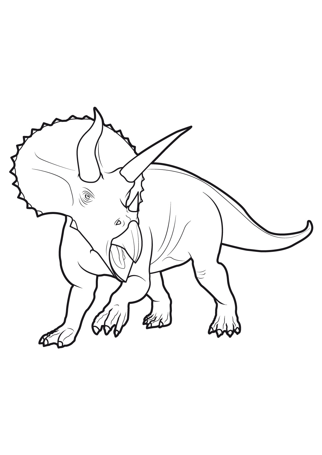 woody coloring pages - coloriage a dessiner gratuit dinosaure king