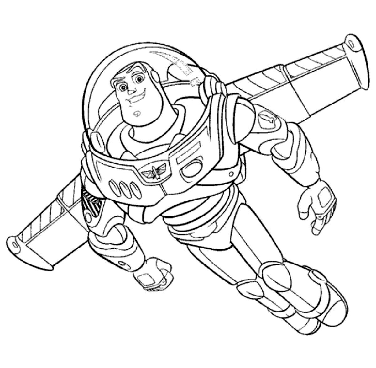 woody coloring pages - printable toy story coloring pages
