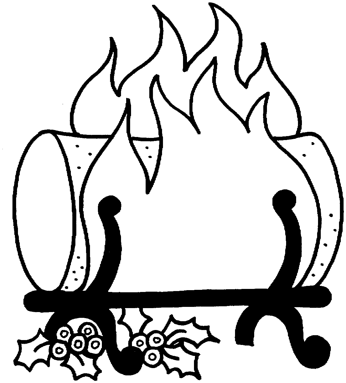worm coloring pages - best 15 yule log fire clipart photos