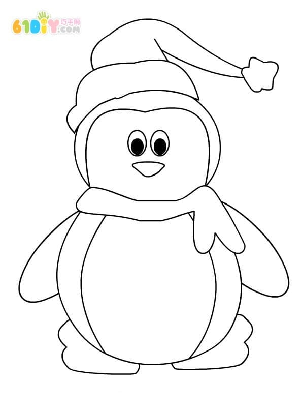xmas coloring pages -