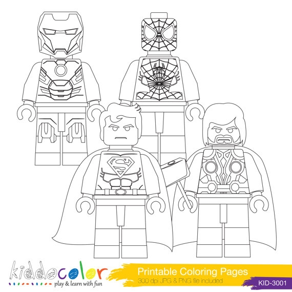 yo gabba gabba coloring pages - coloriage lego friends livi