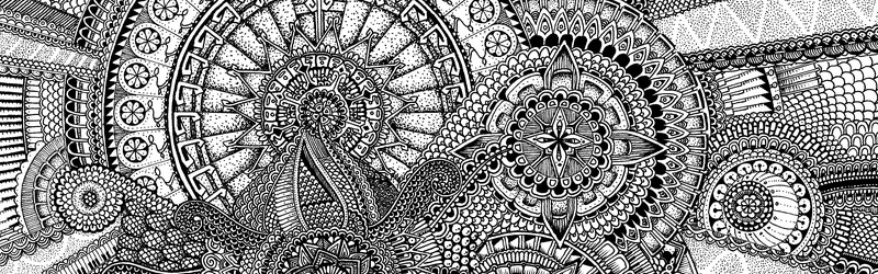 zen coloring pages - coloriage mandala anti stress