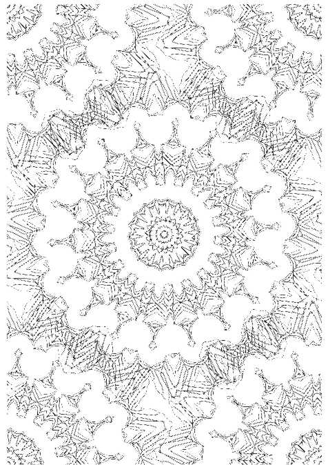 zen coloring pages - Muster Malung