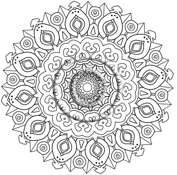 zentangle coloring pages - simple zentangle coloring pagestml