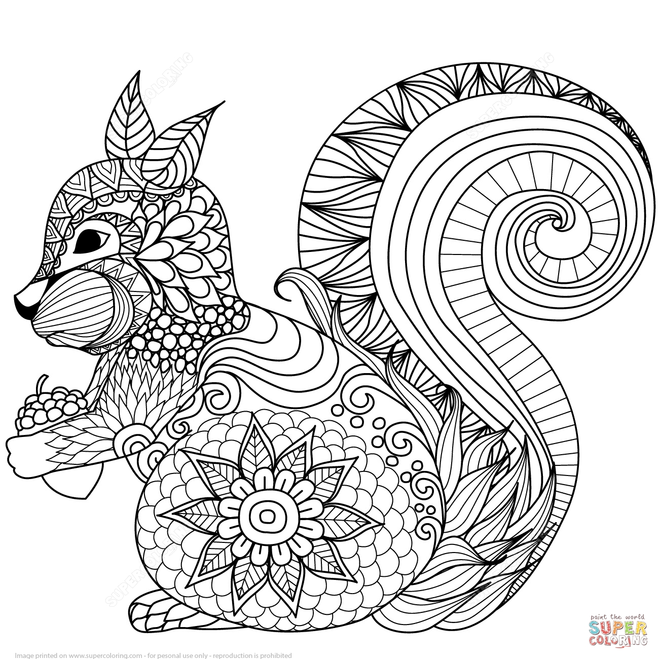 Zentangle Coloring Pages - Zentangle Coloring Pages Coloring Home
