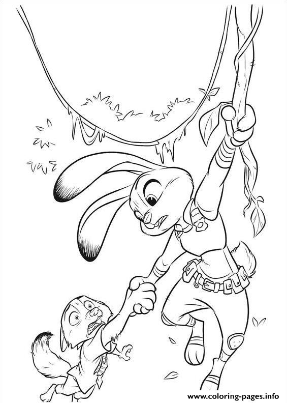 zootopia coloring pages - free zootopia printable coloring pages sketch templates
