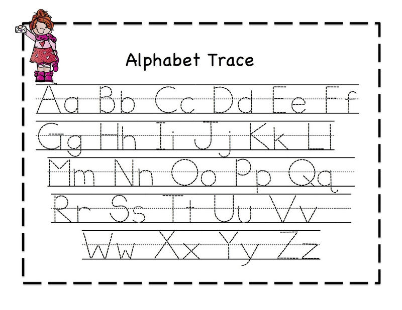 Abc Tracing Pages 001