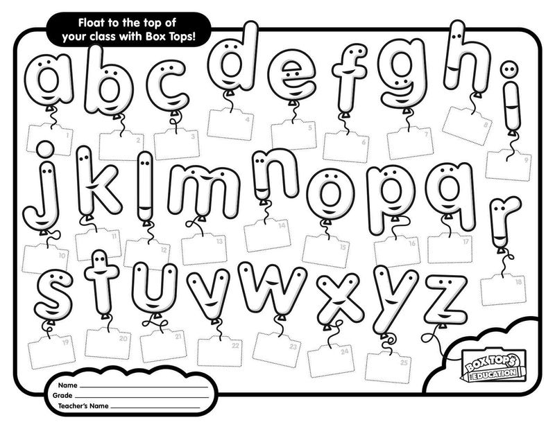 Abc Worksheets Free For School