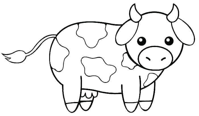 81 Top Free Coloring Pages Of A Cow Images & Pictures In HD