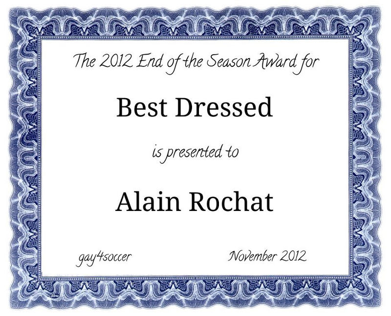 Best Dressed Award Certificate Template