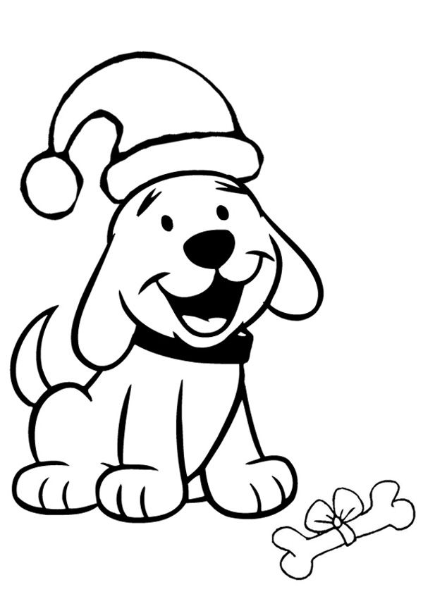 Christmas Coloring Pages For Preschoolers Download