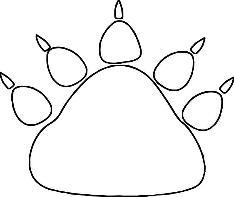 Day Bear Coloring Page