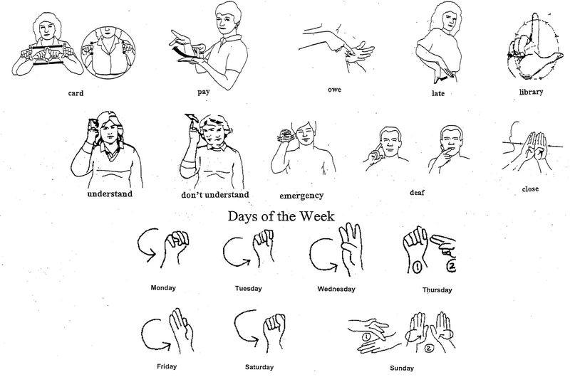 Day In Asl Pictures Image