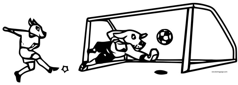 Dog Coloring Pages 010