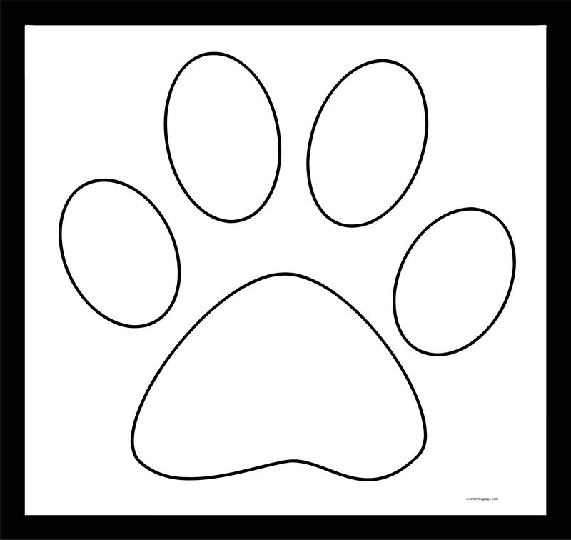 Dog Coloring Pages 026