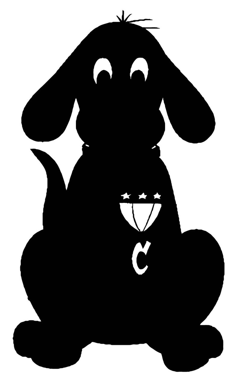 Dog Coloring Pages 054