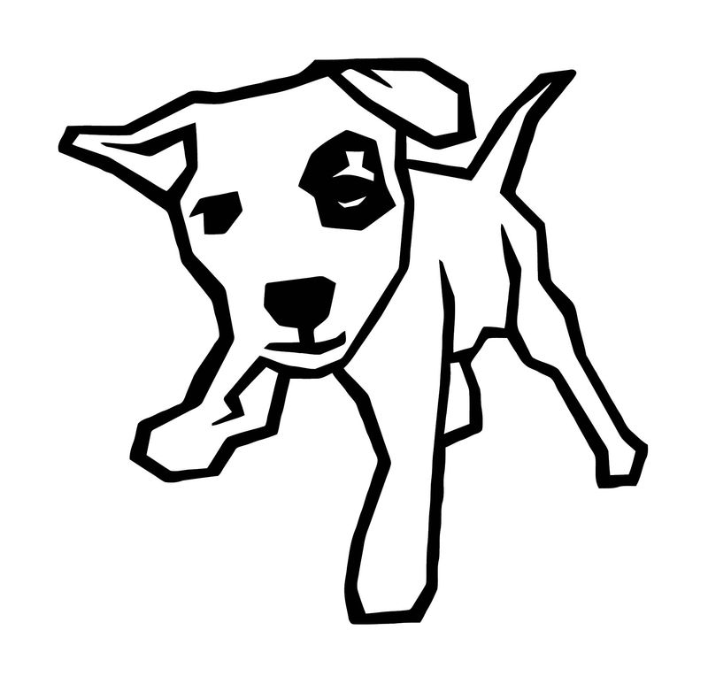 Dog Coloring Pages 093