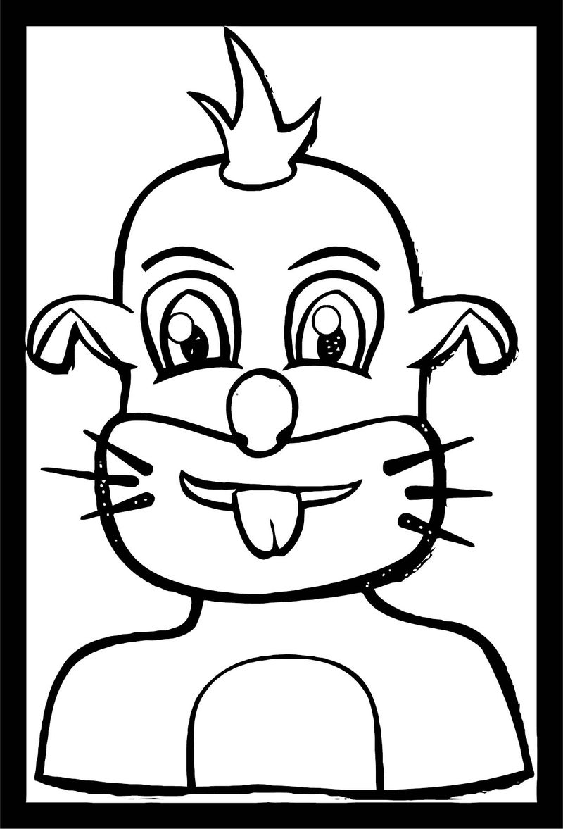 Dog Coloring Pages 126