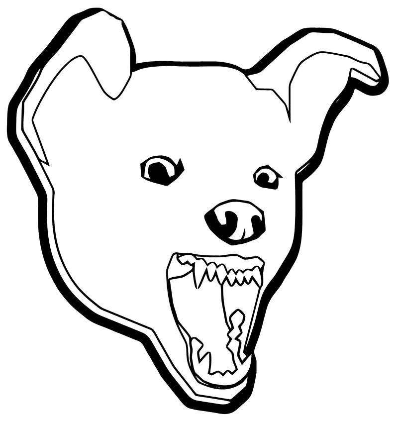 Dog Coloring Pages 130