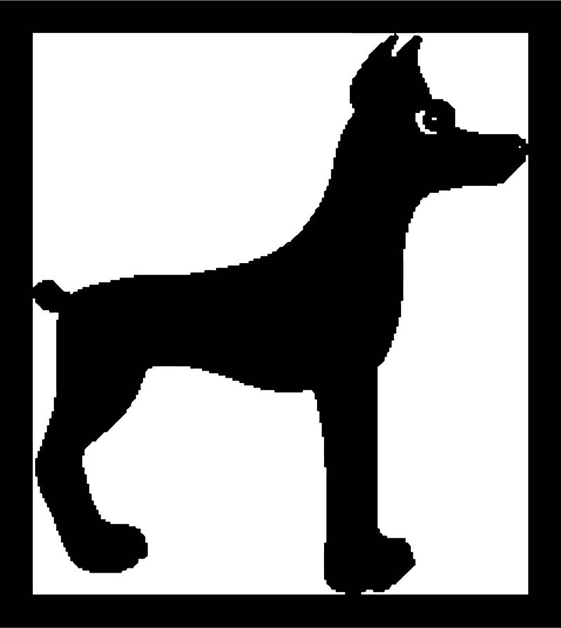 Dog Coloring Pages 154