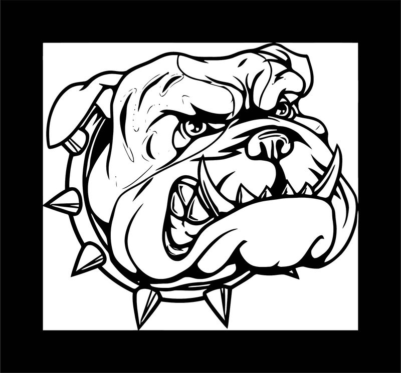 Dog Coloring Pages 177