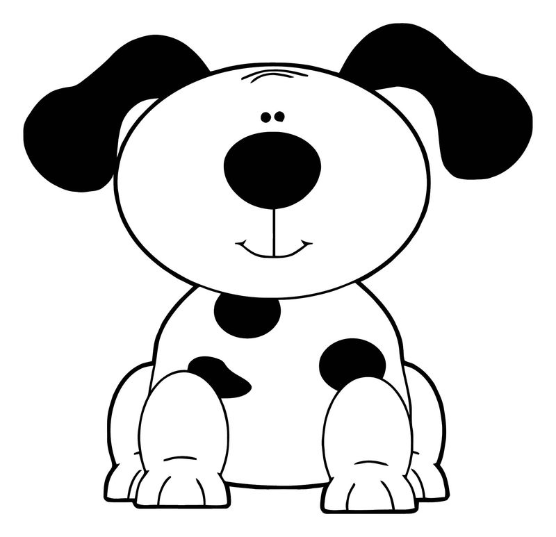 Dog Coloring Pages 190