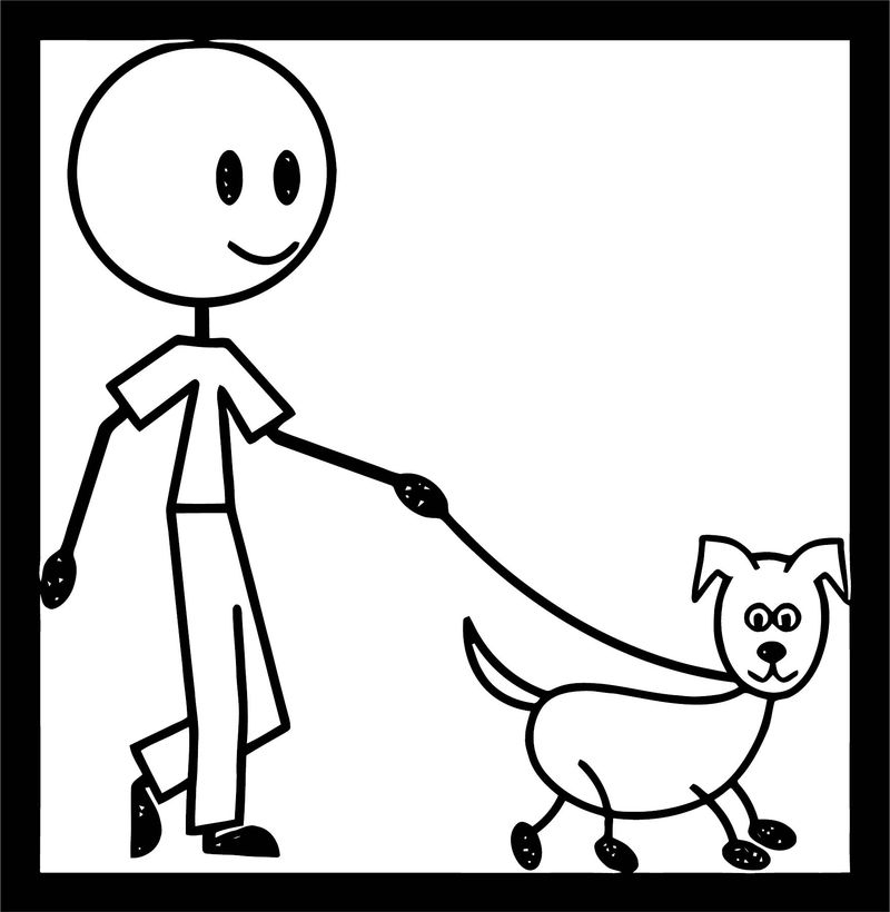 Dog Coloring Pages 191