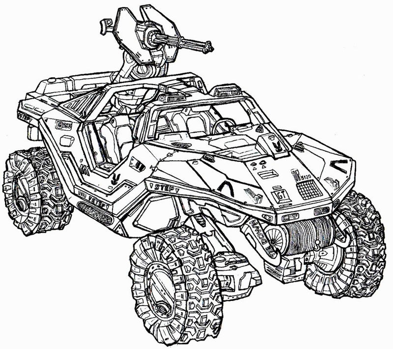 Drawing Pictures For Colouring Vehicle