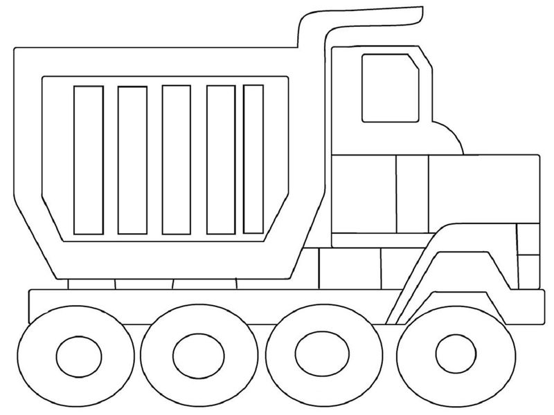 Dump Truck Pictures For Kids 1 001