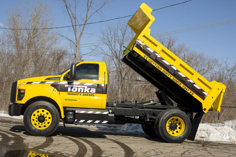 Dump Truck Pictures For Kids Cool